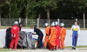 Marciello explains Sauber testing crash