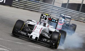 Bottas concerned by Williams' tyre struggles