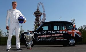 2015 Race of Champions to be held in London