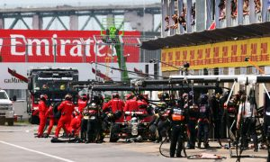 Grosjean apologises to Lotus for Stevens clash
