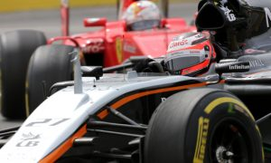 Force India: no complaints over Vettel incident