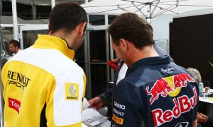'Ferrari has done a super job' – Horner