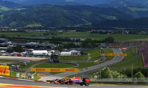 Live: Day 2 of in-season testing from Austria