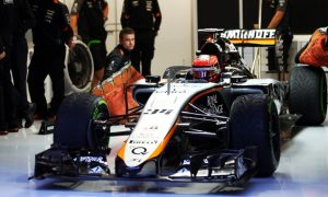Ocon: Force India upgrade a 'massive improvement'