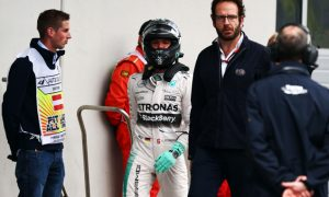 Rosberg on Q3 error: I 'just overdid it'