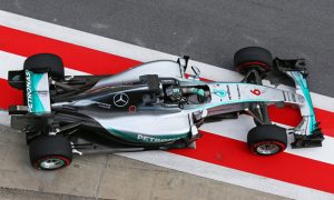 Hamilton will benefit from my work - Rosberg