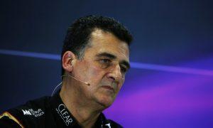 Gastaldi positive for Lotus' 'home race'