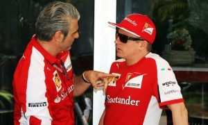 No need to chase Raikkonen replacement - Arrivabene