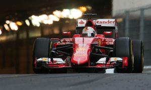 Ferrari getting the best out of me - Vettel
