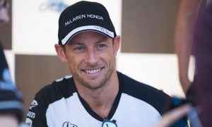 Button encouraged by 'positive improvements' at McLaren