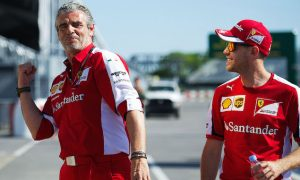Arrivabene doesn't care about 'not polite' Alonso