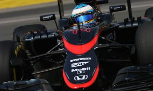'Something good is coming' - Alonso