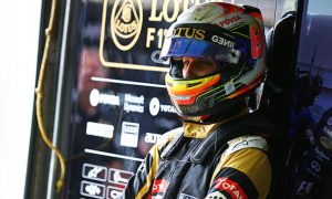 Grosjean's next FP1 session in Singapore