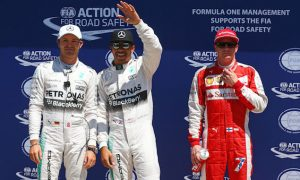 Rosberg rues 'rubbish end to qualifying'