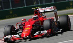 Raikkonen best of the rest - race pace promising