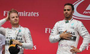No favoritism towards Hamilton at Mercedes says Wolff