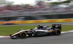 Force India B-spec set for Austria shakedown