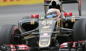 Lotus has 'tasty' options for Grosjean replacement