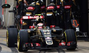 'Lots of potential' at Lotus - Maldonado