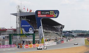 Hulkenberg Porsche leads after 12 hours