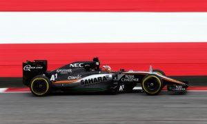 Hulkenberg surprised by qualifying performance