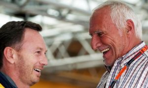 Red Bull to 'sort out issues' and remain in F1 - Horner