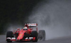 Happy but still work to do says Vettel