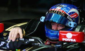 Palmer won't get Lotus race seat in 2016