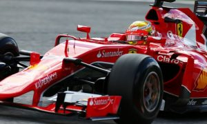 Gutierrez puts more Ferrari mileage under his belt