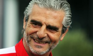 Arrivabene urges Ferrari to stay grounded after win
