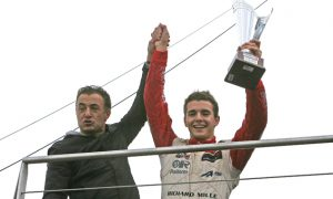 """Alesi: Bianchi was """"France's up-and-coming talent"""""""