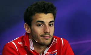 Bianchi's father 'less optimistic' about Jules' recovery