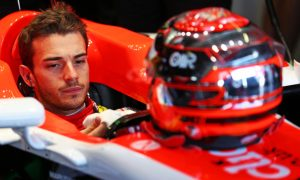 Fellow F1 drivers mourn Bianchi's death