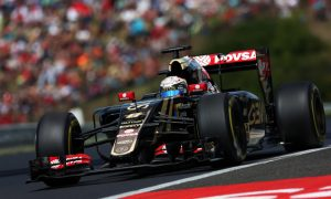 "Grosjean savours ""beautiful"" P7 after recovery"