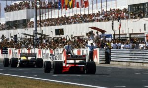 Classic Hungarian GP: Boutsen's tour de force