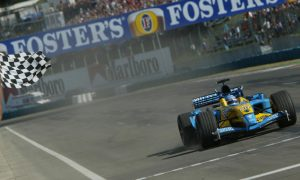 Alonso's resounding first victory