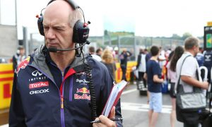 Exclusive Adrian Newey Q&A