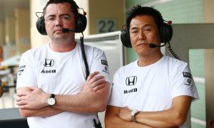 McLaren still holding on to podium hopes