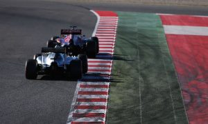 Toro Rosso aero equal to Mercedes at high speed