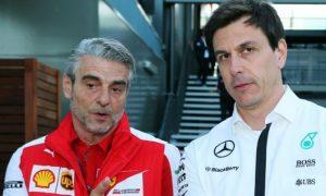 Ferrari and Mercedes doubt FIA engine cap costs