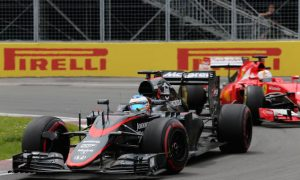 Podiums 'a realistic target' in 2015 - Honda