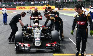 Maldonado wants to avoid risk of lowly grid positions