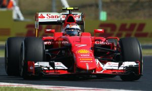 Raikkonen 'not scared' by front wing failure