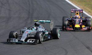 Engine dominance devalues winning - Newey