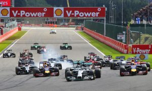 New start procedure could be 'messy' at Spa