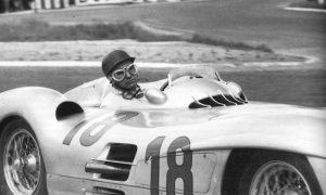 Fangio's body exhumed in paternity case