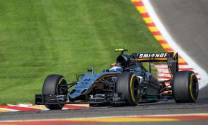 Force India targets Singapore upgrade