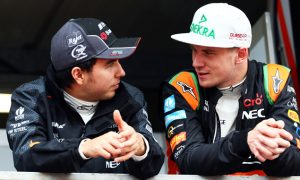 Perez targets 'good result' in Belgium