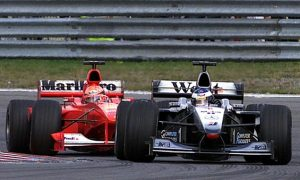 Hakkinen relives 'memorable' Spa duel with Schumi