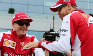 Ferrari confirms Raikkonen alongside Vettel for 2016